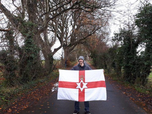 HAPPY 100TH BIRTHDAY NORTHERN IRELAND