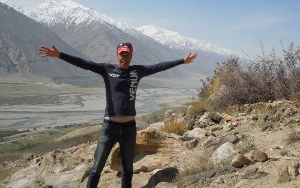 World Travellers: Trevor, the Nomadic Backpacker